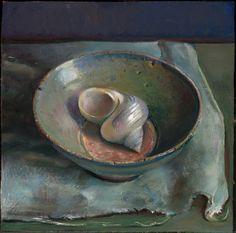 유 Still Life Brushstrokes 유 Nature Morte Painting by Simeon Nijenhuis