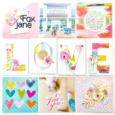 Love This by @paigeevans #scrapbooking