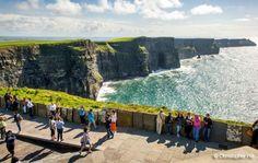 Estos son los 10 lugares más instagramados de Irlanda, que incluyen costas vírgenes, parques urbanos y sitios declarados Patrimonio de la Humanidad. ¿Cuántos has fotografiado?