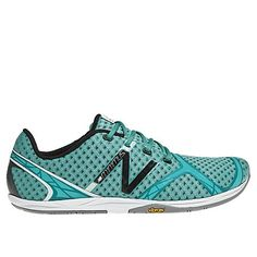 8cf6b2f79da4d New Balance WR00CR Minimus Road Womens Running Shoes Medium Turquoise with  Black For Sale UK New