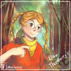 Eliza - The Wild Thornberrys [FanArt] by AnantaSeiji The Wild Thornberrys, Old Cartoons, Darwin, Cartoon Network, All About Time, Fanart, Films, Old Things, Childhood