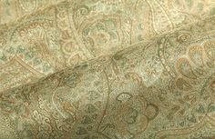 This soft suede has an eye-popping paisley pattern that elevates interior designs to #luxury status. Get this designer fabric for an extra 15% off by entering coupon code SPLASH15