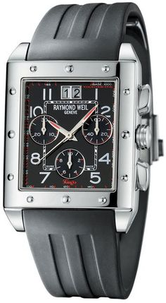 Raymond Weil, Good Sports   Luxury Watches That Impress Review Blog