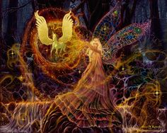 """Pictures of Nymphs Fairies 