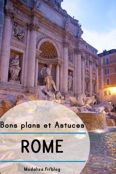 photo weekend a rome city tour voyage europe capitale europeenne roma fontaine di trevi by modaliza photographe Bon Plan Rome, Italy Places To Visit, Voyage Rome, Rome City, Kona Hawaii, Italy Outfits, Trevi Fountain, Sistine Chapel, Travel Information