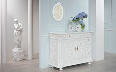 Glamour - We love old furniture