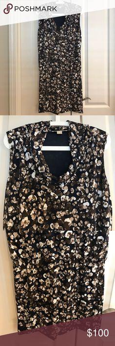 Size S Michael Kors drop waist dress Size S Michael Kors drop waist dress: polyester MICHAEL Michael Kors Dresses