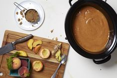 Recipe: Slow-Cooker Ginger Peach Butter — Farm Stand Freestyle
