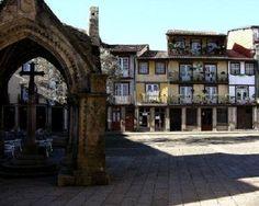 Guimaraes y su casco histórico, Patrimonio de la Humanidad.