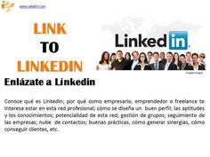 LINK TO LINKEDIN Enlazate a LinkedIn -  #Curso Impartido por @CeliaHil en el que aprendemos todo el potencial de esta mágnifica #RedProfesional: Definir el perfil, a que grupos pertenecer, página de empresa, a quien seguir, cuando compartir y qué...  -   #OrientacionLaboral #Orientacion #Orientacio #Empleo #Feina #Trabajo #Treball #Formacion #Formacio #Cursos #Curs #Lindedin #RRSS #RedesSociales #RRHH #RecursosHumanos #Empresas #MarcaPersoanal #CCMM #SocialMedia