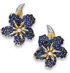 Duchess of Windsor Earrings