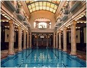 Gellert Baths and Spa Budapest