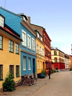 Gamla Väster, Malmö, Sweden