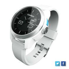 #Cookoo #SmartWaches #reloj #bluetooth 4.0 #blanco