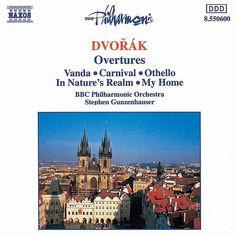 Dvorak: Overtures-BBC Philharmonic Orchestra-Naxos