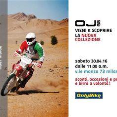 #Motori: #OJ Day sabato 30 aprile da Only Bike Milano da  (link: http://ift.tt/1ridpFF )