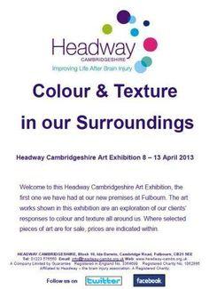 Exhibition Catalogue, April 2013