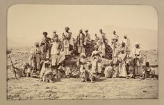 Afridis by John Burke 1878 [Afghanistan - British India]  Afghan Images Social Net Work:  سی افغانستان: شبکه اجتماعی تصویر افغانستان http://seeafghanistan.com