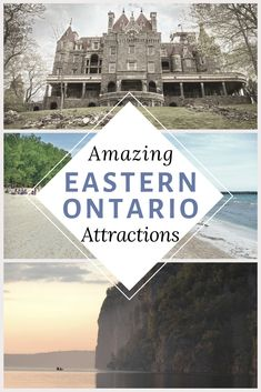 A local's guide to the best Eastern Ontario attractions. Quebec, Ontario Attractions, Vancouver, Toronto, Columbia, Ontario Travel, Canada Travel, Canada Trip, Adventure Tours