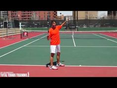 """▶ TENNIS HOW TO SERVE 