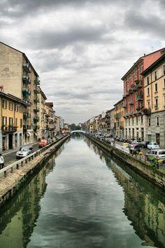 Micol & Marco 101 Things to do in Milan | Navigli #Milan