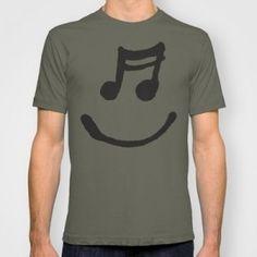 Camiseta Happy Music