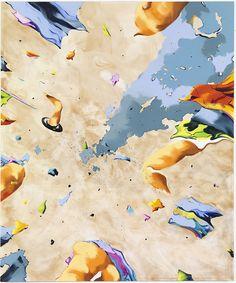 Norbert Bisky, 2014, 2014, oil on canvas