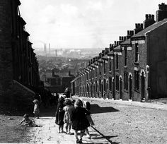 Liverpool,Everton heights , looking out over Sandon dock power station