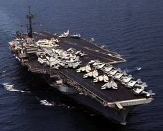 uss ranger cv-61 cvw-2 General Motors, Uss Ronald Reagan, Uss Yorktown, Navy Carriers, Navy Aircraft Carrier, Us Navy Ships, Military Equipment, Royal Navy, Ranger