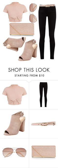 """Untitled #252"" by desiremeb ❤ liked on Polyvore featuring Gucci, Schutz, Valentino, H&M and New Look"