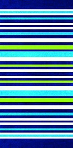 Introducing Stripes horizontal brazilian velour beach towel 34x64 inches. Great Product and follow us to get more updates!