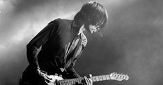Musician Jonny Greenwood of Radiohead performs on the Coachella Stage during day 1 of the 2017 Coachella Valley Music & Arts Festival (Weekend at the Empire Polo Club on April 2017 in Indio, California. Jonny Greenwood, Radiohead, Paranoid Android, Thom Yorke, Coachella Valley, Joaquin Phoenix, Rock Legends, Staying Alive, Golden Globes