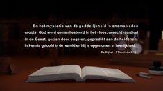 Gospel film 'Het mysterie van de goddelijkheid' Clip 1 Evangelie, Cards Against Humanity