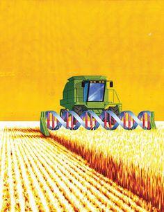 Frankencrops: Monsanto Seeks Control of America's Food Supply