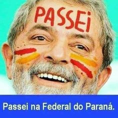 #LulaPresoPraSempre  #BolsoMitoPresidente  #SomosTodosRôbos