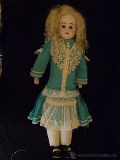 antigua muñeca armand marseille 2300 antique doll