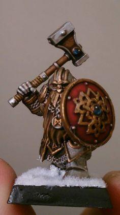 Dwarf Ironbreaker 2