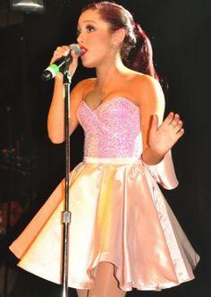 Where can i buy ariana grande dresses