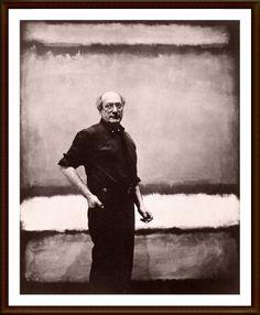 19. MARK ROTHKO (1903-1970) – La influencia de Rothko en la historia de la pintura aún está por cuantificar, pues lo cierto es que casi 40 años después de su muerte la influencia de las grandes masas de color y emoción de los lienzos de Rothko sigue en aumento en muchas de las primeras tendencias pictóricas del siglo XXI