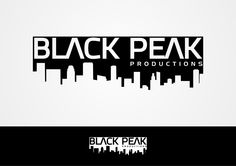 Clever, urban logo for a new, digital film company 'Black Peak Productions' Logo design #350 by Tembus