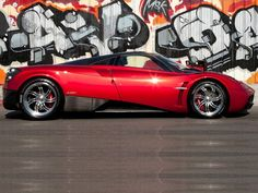 Pagani Huayra Joins An 'All-Star' Supercar Cast In The Transformers 4 Movie