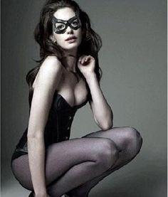 Anne Hathaway's Catwoman Diet