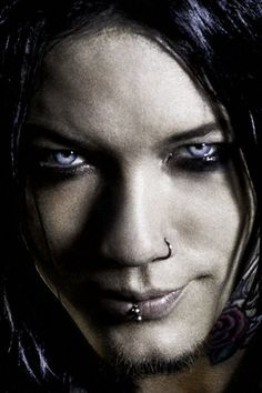 DJ Ashba, If those eyes won't knock you off your feet........