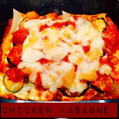 MaMade: Chicken Lasagne