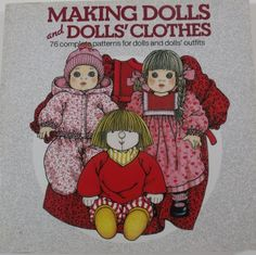 Making Dolls and Dolls' Clothes (76 complete patterns for... https://www.amazon.co.uk/dp/185015094X/ref=cm_sw_r_pi_dp_x_VDu1zb5B2HEX5