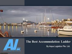 The Best Accommodation Ladder