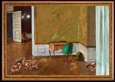 """A Visit Home"" - Ernst Billgren for Ikea."