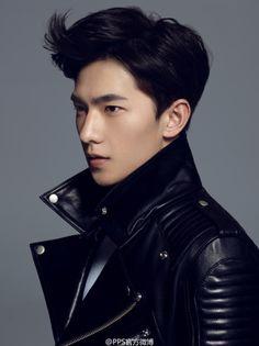 Yang Yang on Check it out! Korean Male Actors, Korean Celebrities, Asian Actors, Celebs, Yang Yang Zheng Shuang, Yang Chinese, Yang Yang Actor, Crush Pics, Good Looking Actors