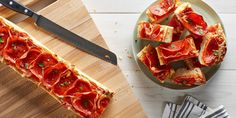 Forget about the freezer aisle! This classic is just as easy to make from scratch. For a spicy kick, add red-pepper flakes.