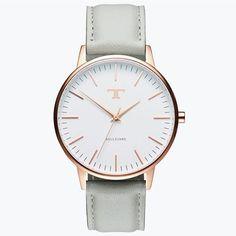 Elegant Quartz Watch Ultra-thin Design
